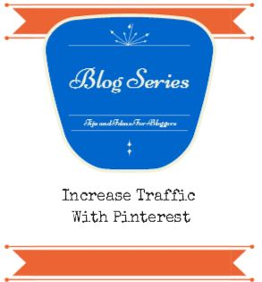 Increase Traffic With Pinterest Infogaphic