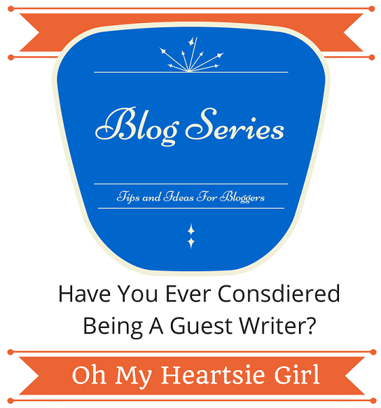 Have You Ever Considered Guest Writing. Improves your SEO