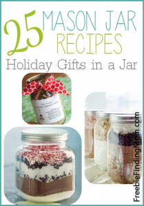 25 amazing mason jar recipes gifts in a jar, from cookies, soup mixes,