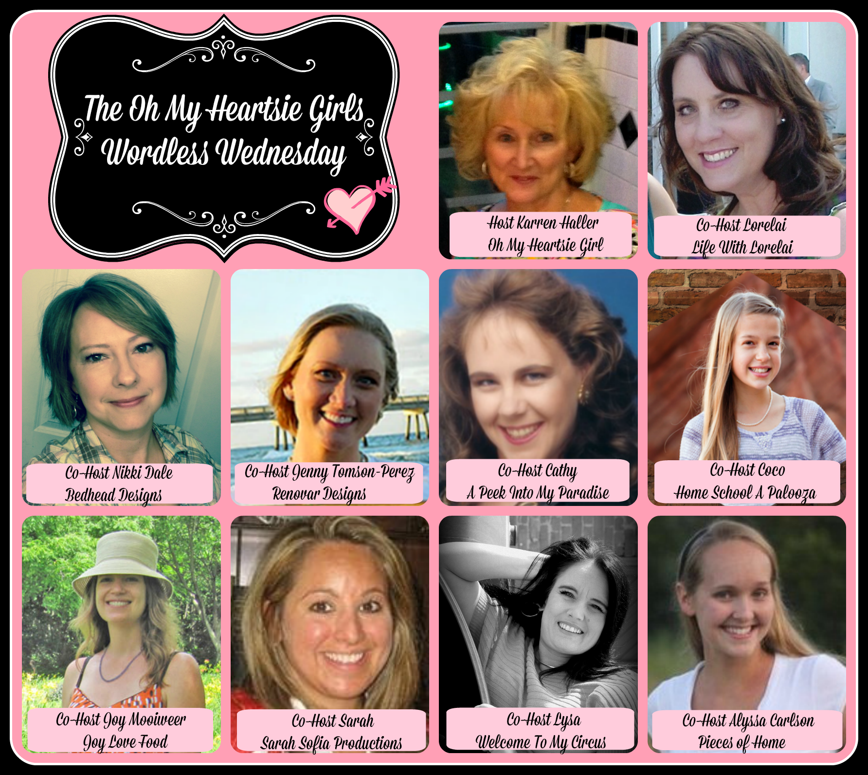 Oh My Heartsie Girls Wordless Wednesday