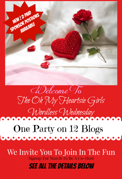 Oh My Heartsie 1 party on 12 blogs