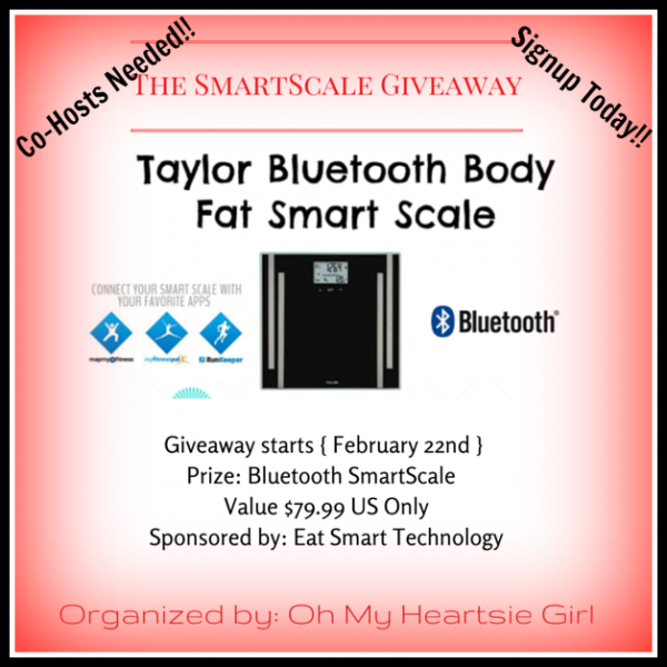 The SmartScale Giveaway