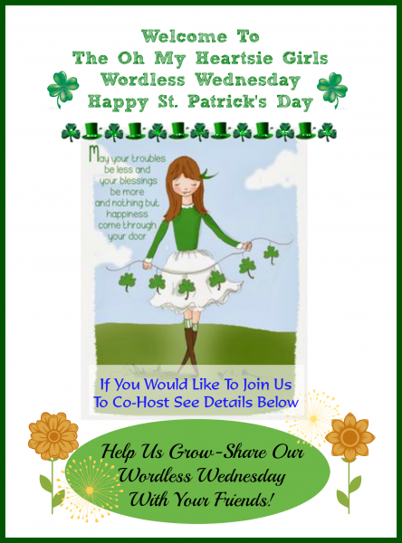 Oh My Heartsie Girls Wordless Wednesday 3-15