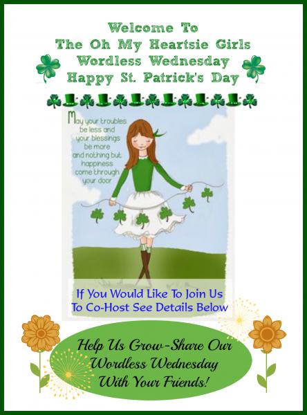 Oh My Heartsie Girls Wordless Wednesday 3-15