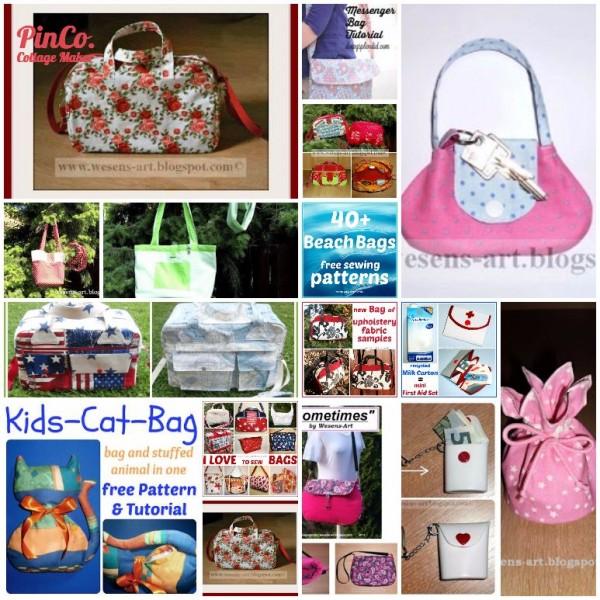 40 Beach Bags