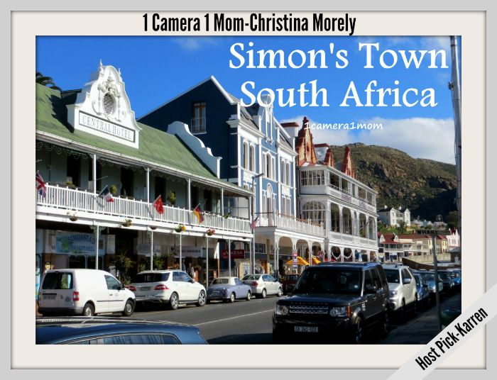 1 Camera 1 Mom-Simon's Town