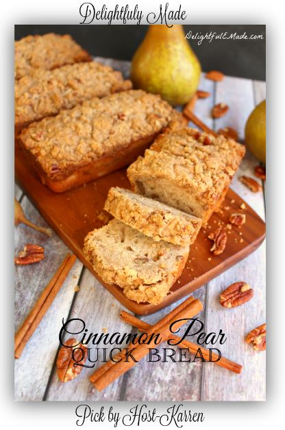 Cinnamon-Pear-Quick-Bread-DelightfulEMade
