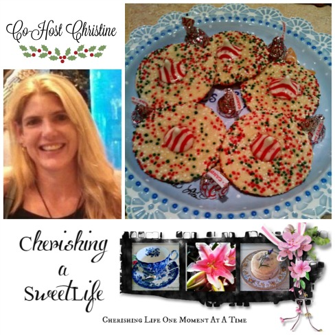 Christmas-Sugar-Cookies-with-Candy-Cane-Kisses-Cherishing-a-Sweetlife
