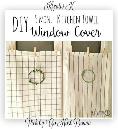 DIY-5-min.-Kitchen-Towel-Window-Cover