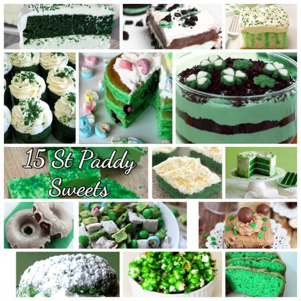 15 St. Patrick's Day Treats