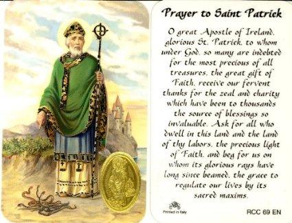 St Patrick The Saint