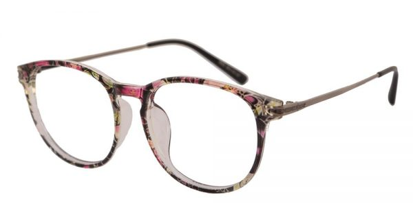 89bb37c902 This time I am trying single vision reading glasses at  29.95 Pearland  Wayfarer - Floral