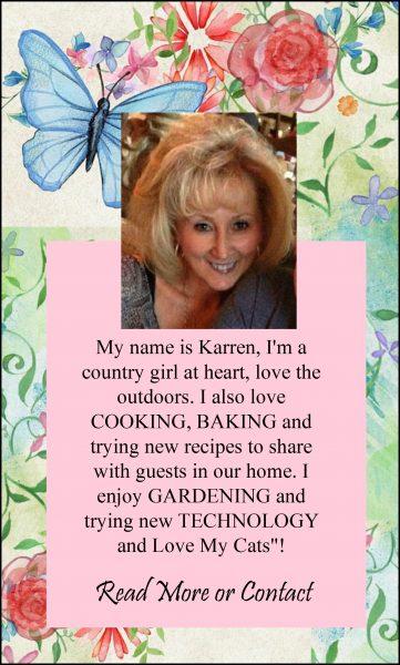 About Me-Karren Haller