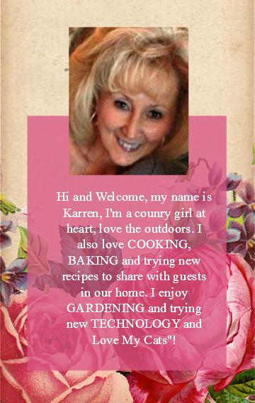 My Name is Karren, My Blog is Oh My Heartsie Girl