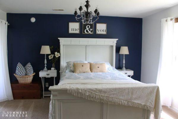 Master-Bedroom-Makeover-The Summery Umbrella