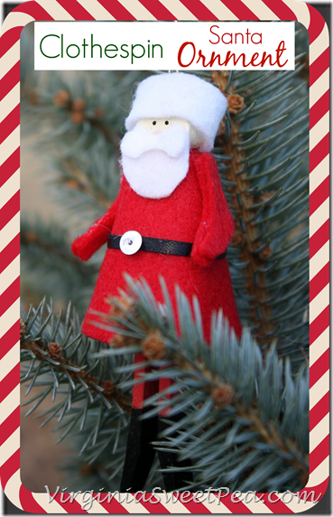 Clothespin-Santa-Ornament-by-Virginia-Sweet-Pea