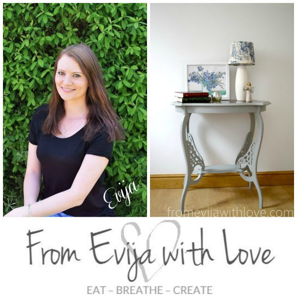 From Evija With Love Table Makeover