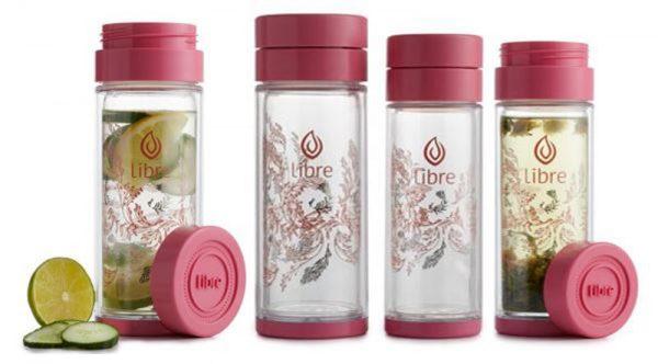 Libre Tea Glasses
