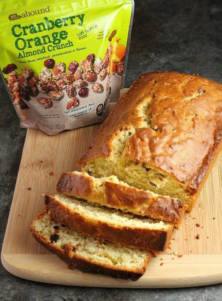 A Dish of Daily Life Cranberry-Orange-Almond-Bread