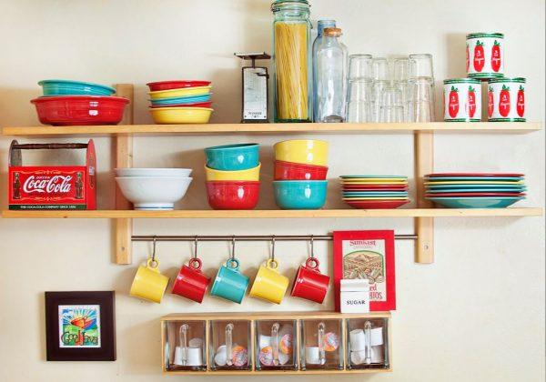 Organized Kitchen Good Looking